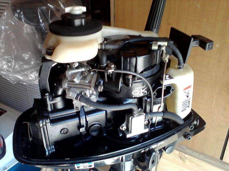 Ремонт лодочного мотора маринер своими руками6