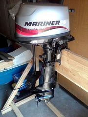 Продам лодочный мотор MARINER-4