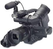 продам б/у г. Лида  Профессиональная цифровая видеокамера Panasonic AG-D