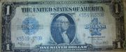 Продам банкноту номиналом 1$ (1923 год)