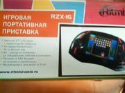 Игровая приставка Ritmix RZX-16