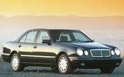 Мерседес E202 1998 2.2 турбо дизель акпп