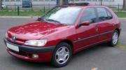 Пежо 306 1996 1.4 бензин универсал мкпп