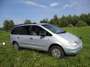 Форд гэлакси 1998г 2.3 бензин акпп