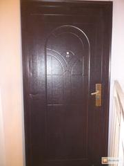 Двери металлические не утепленные