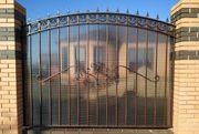 Ворота,  заборы,  решётки
